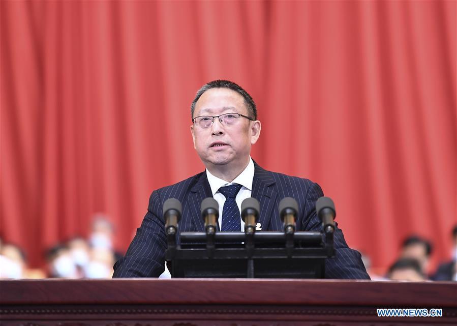 (TWO SESSIONS)CHINA-BEIJING-ZHENG JIANBANG-CPPCC-REPORT (CN)