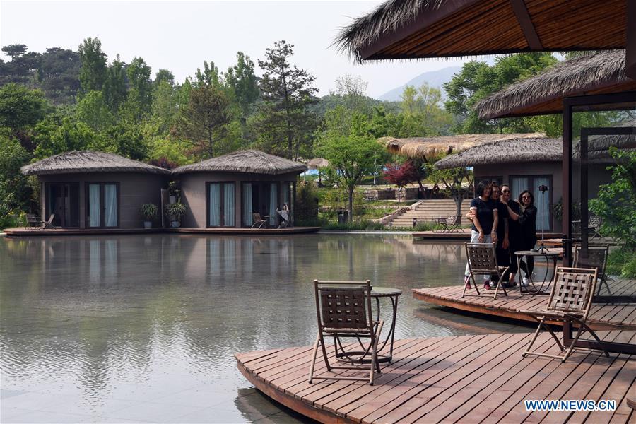 CHINA-TIANJIN-JIZHOU DISTRICT-RURAL TOURISM (CN)