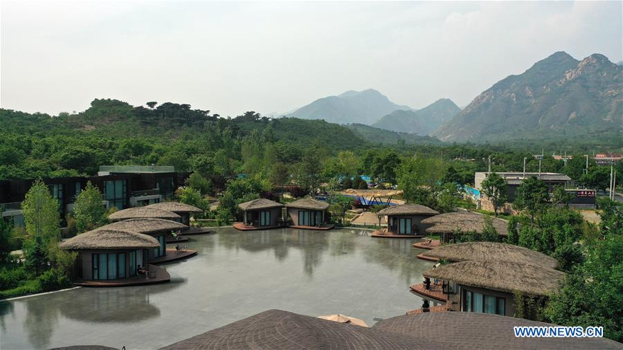 CHINA-TIANJIN-JIZHOU DISTRICT-RURAL TOURISM (CN)