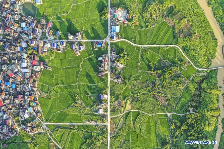 CHINA-GUANGXI-COUNTRYSIDE VIEW (CN)