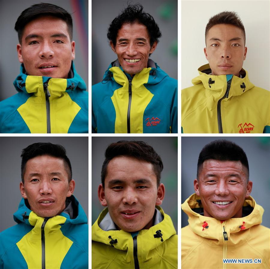 CHINA-MOUNT QOMOLANGMA-REMEASUREMENT (CN)