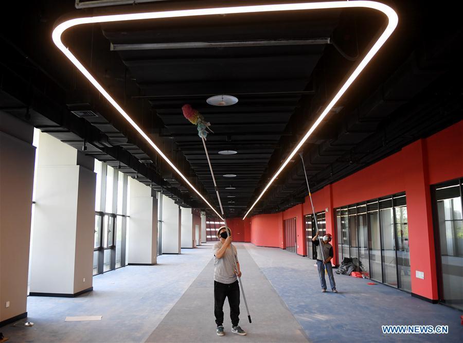 Beijing 2022 training center
