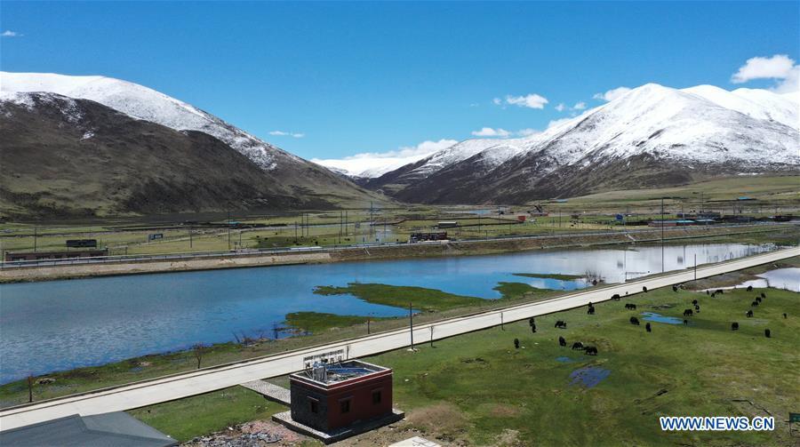CHINA-SICHUAN-LITANG-PLATEAU SCENERY (CN)