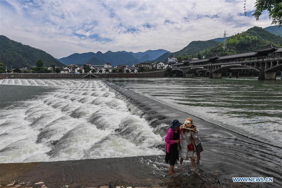 CHINA-ZHEJIANG-HANGZHOU-ECO-TOURISM (CN)