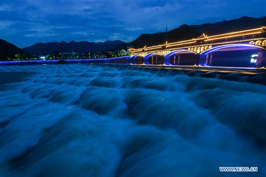 East China's township promotes ecotourism