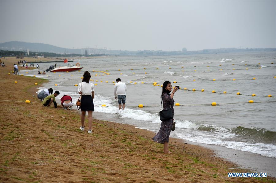 CHINA-SHANDONG-RIZHAO-SEASIDE-TOURISM (CN)