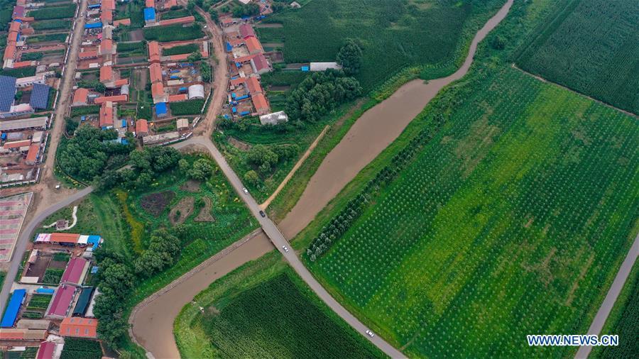 CHINA-JILIN-SIPING-LIAOHE RIVER-ECOLOGICAL ENVIRNMENT-IMPROVEMENT (CN)