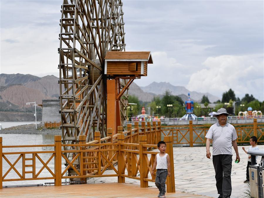 CHINA-QINGHAI-VILLAGE-TOURISM (CN)