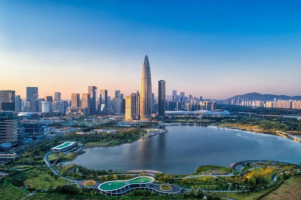 40 years of development: Shenzhen Special Economic Zone