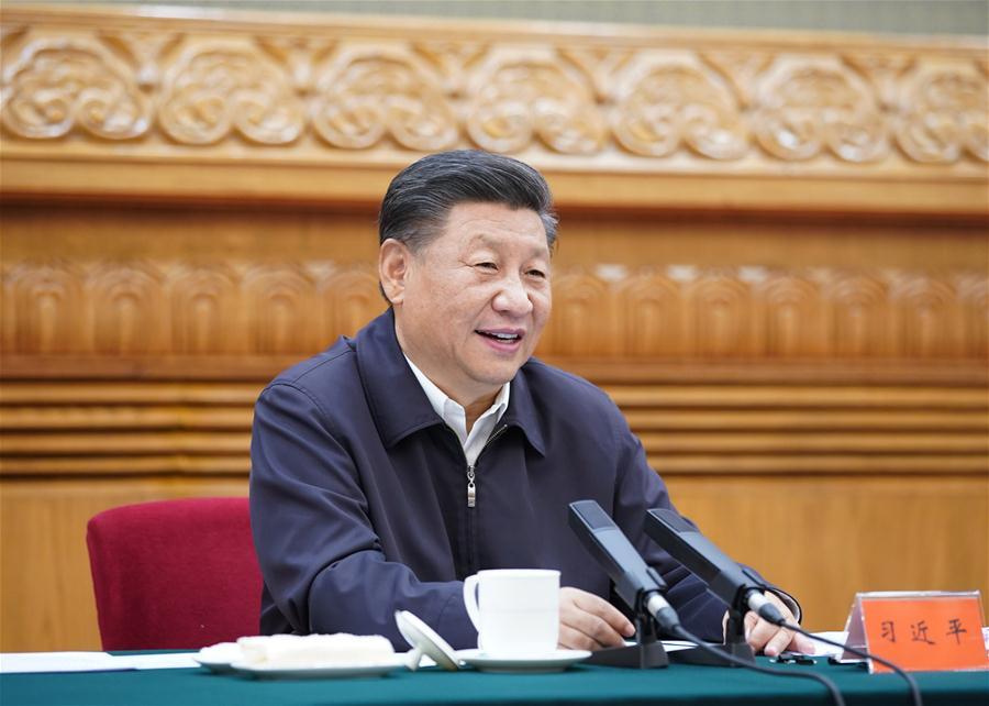 CHINA-BEIJING-XI JINPING-SYMPOSIUM(CN)