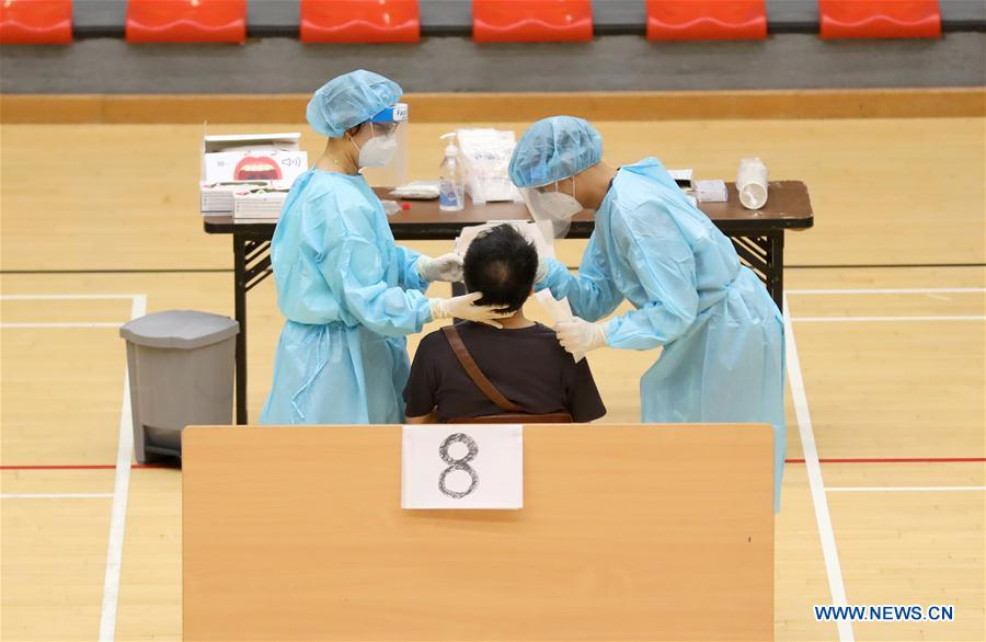 Hong Kong completes mass COVID-19 screening, 1.78 million tested