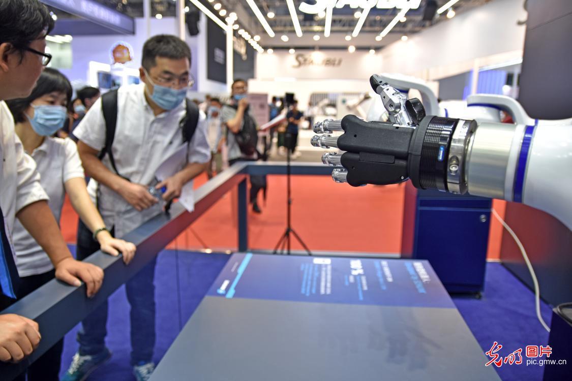 第22届中国工博会在上海举行