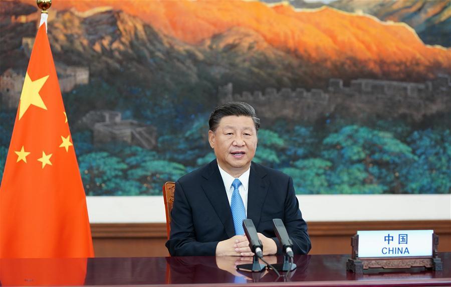 CHINA-XI JINPING-UN-GENERAL ASSEMBLY-GENERAL DEBATE (CN)