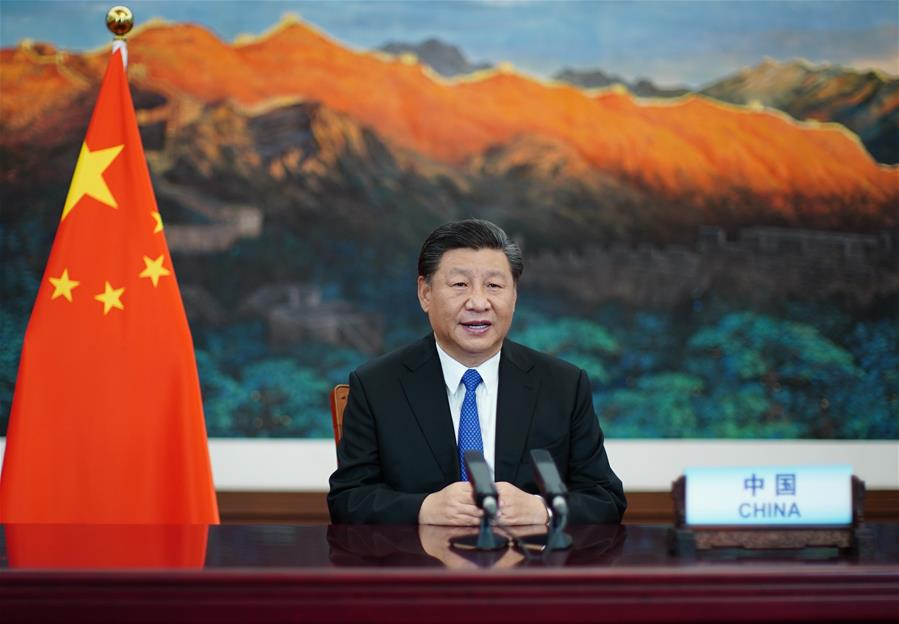 CHINA-XI JINPING-UN-FOURTH WORLD CONFERENCE ON WOMEN-ANNIVERSARY (CN)