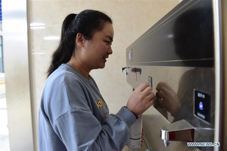 CHINA-ANHUI-SPECIAL EDUCATION-PIANO TEACHER (CN)