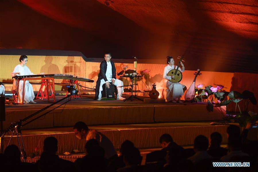 Music festival held in Zhejiang