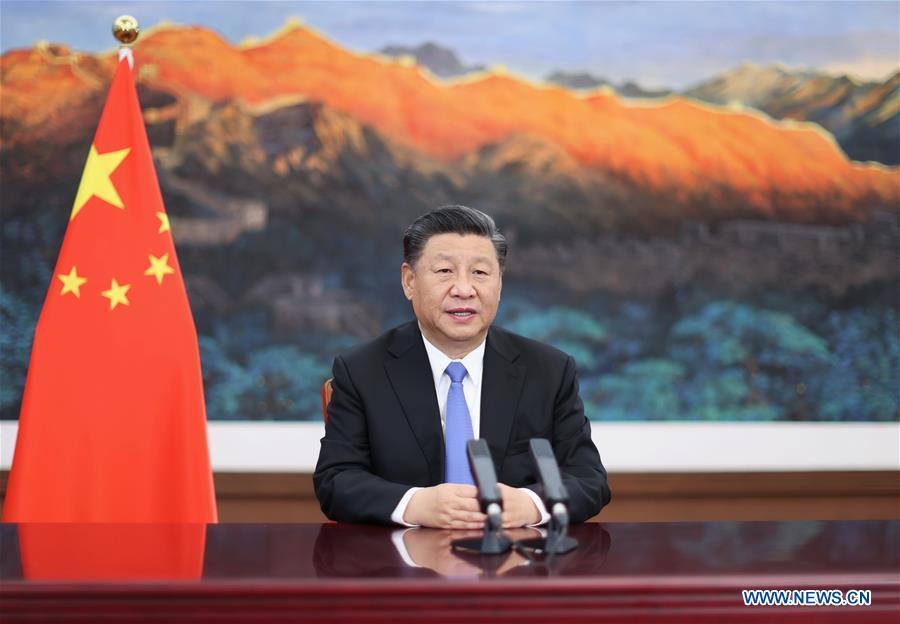 CHINA-XI JINPING-CIIE-OPENING CEREMONY (CN)