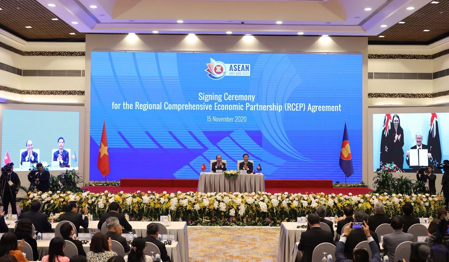 RCEP: An important milestone in East Asia's economic integration