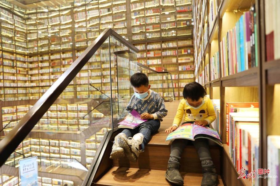 湖南永州:品书香 度假期