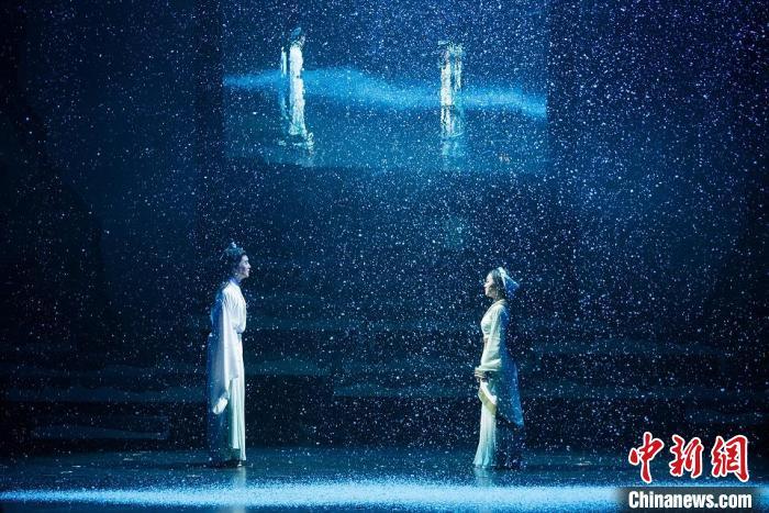 原创音乐剧《忘川引》用传统神话演绎当代寓言