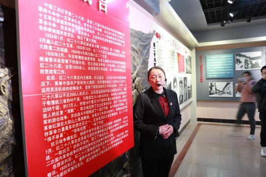 Red Army history reflects success through hardship