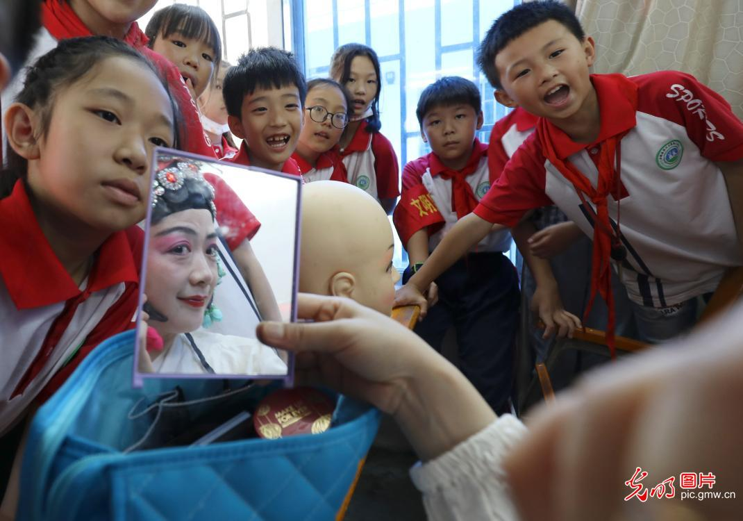Primary school to breathe new life into traditional Chinese culture