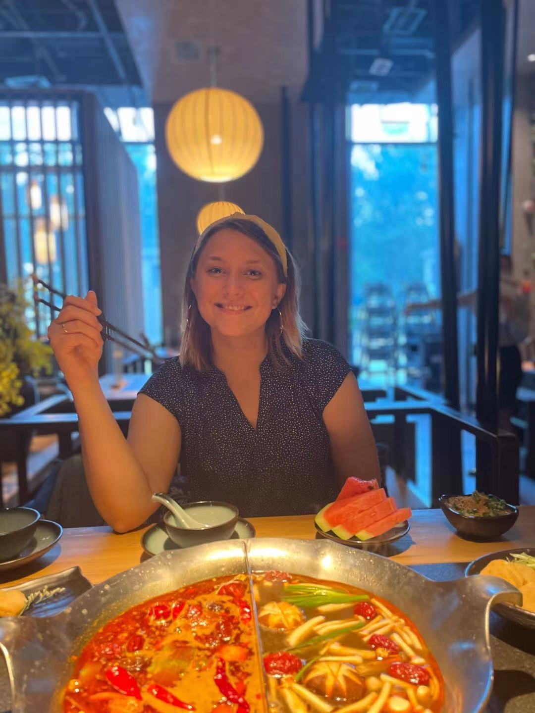 Distrust Your Displeasure: Hot Pot as a Means to an In