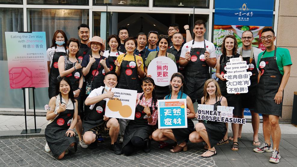 Open up to the Alternative: Living the Vegan Life in Beijing