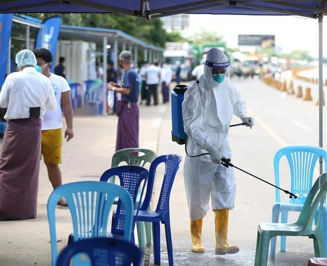 Myanmar opposes politicizing COVID-19 originstracing