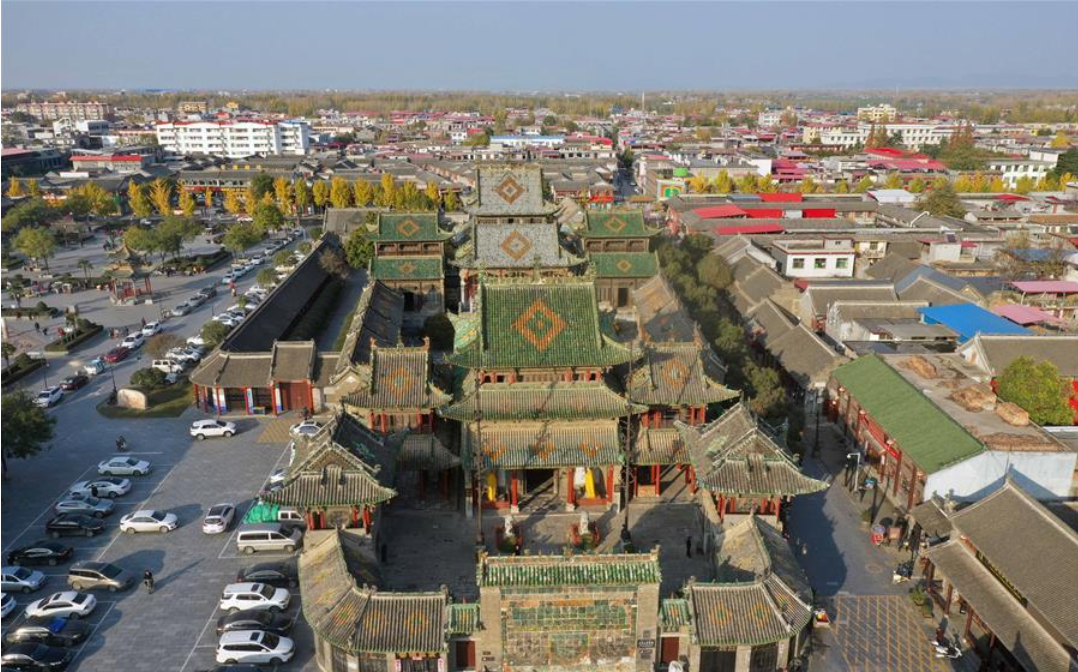 In pics: Shan-Shaan Guildhall in China's Henan