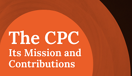 Featured: CPC's key publication on its mission, contributions