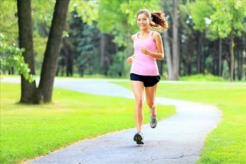 强身健体 科学跑步减肥 瘦身轻松又快速