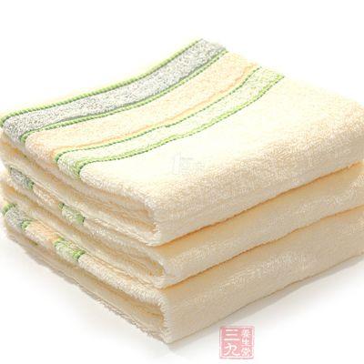 洗脸、洗澡毛巾要分清楚