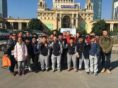优质国际教育走进公办校园——上海光华中学巡回宣讲会