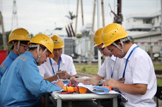 东莞供电局开展技能竞赛 打造培训基地