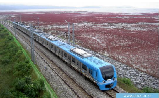 韩国机场铁路(AREX)普通列车使用方法介绍