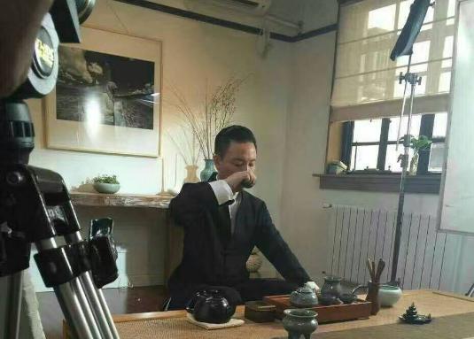 智优生物、优检一生董事长陈军出演人文概念电影