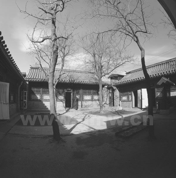 北京的胡同,门楼,四合院(三)