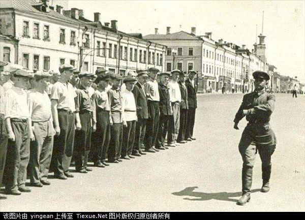 1941年苏联人抗击<font color=red>德国法西斯</font>入侵_光明网