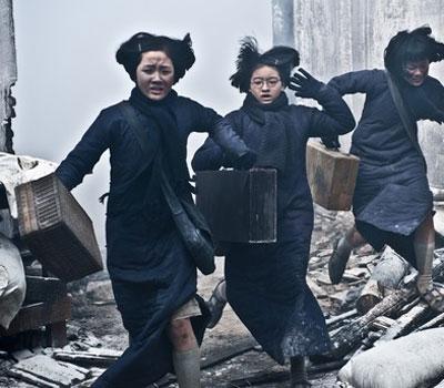 金陵十三钗,南京大屠杀中的特殊女人!【组图】