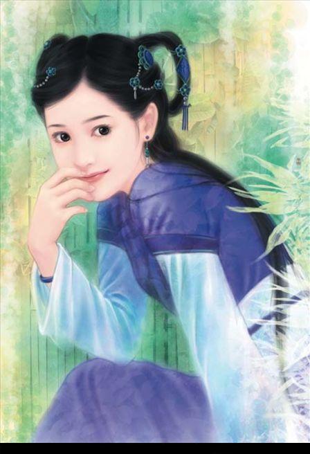 秦淮八艳 - 空山鸟语 - 月滿江南