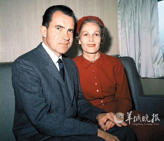 日是帕特丽夏诞辰100周年.尼克松总统博物馆打算公布尼克...
