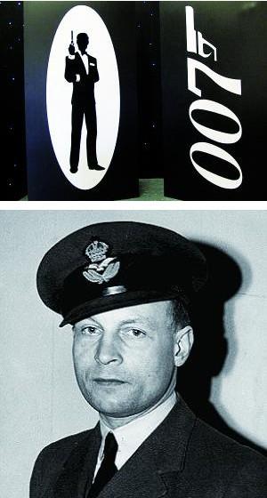 英国揭秘二战特工档案 与007原型明显相似图片