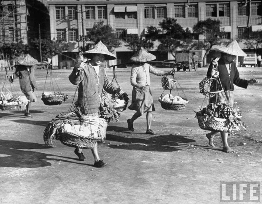 蒋介石败退后50年台湾 光明网