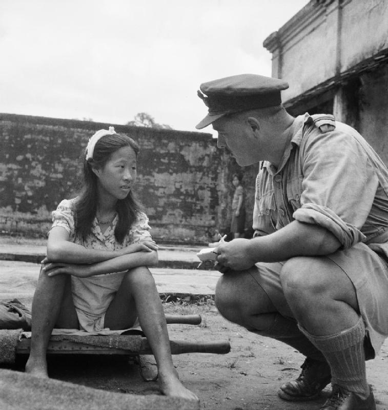 图揭二战各国日军性奴组图