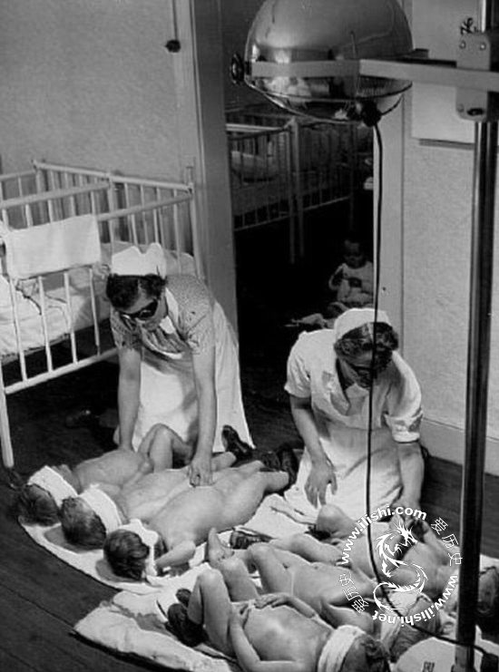揭秘纳粹配种计划:被占国女性被迫与德军生子
