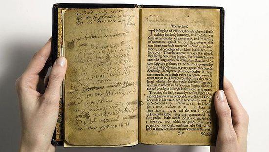 美史上首本印刷书将被拍卖 估达3000万美元