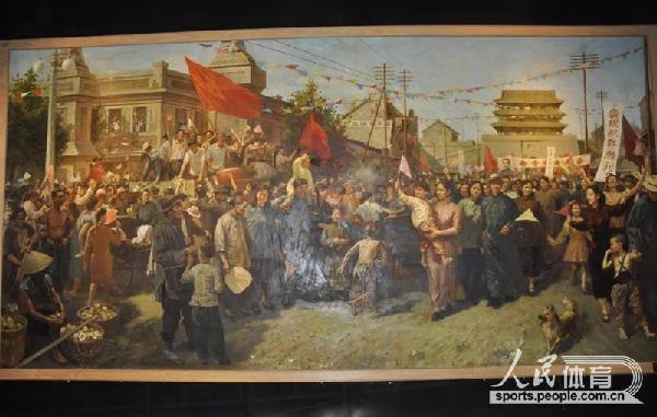 """文化沈阳:""""九一八""""博物馆 勿忘国耻振兴中华"""