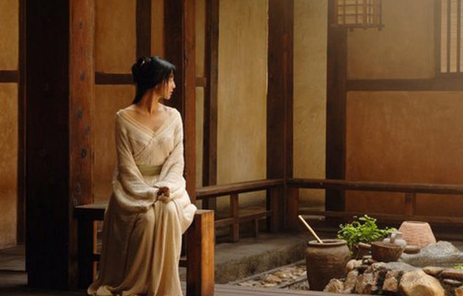 林青霞王祖贤林志玲范冰冰 电影中流光溢彩的
