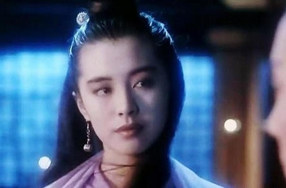 王祖贤林志玲范冰冰 电影中流光溢彩的古装美